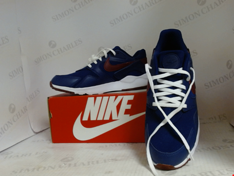 Lot 16045 BOXED PAIR OF DESIGNER NIKE TRAINERS - UK SIZE 9
