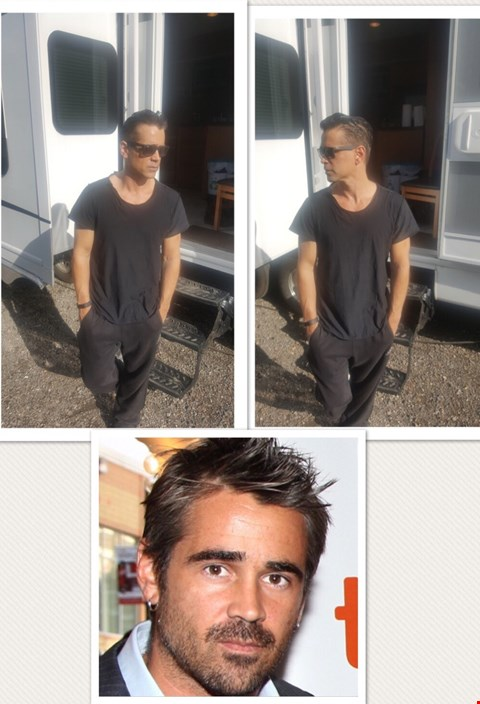 Lot 29 SHADES DONATED BY HOLLYWOOD ACTOR COLIN FARRELL