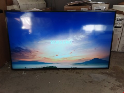 "Lot 1409 SAMSUNG 50"" ULTRA HD 4K SMART TELEVISION MODEL UE50NU7400UXXU WITH REMOTE AND ACCESSORIES  RRP £899.99"