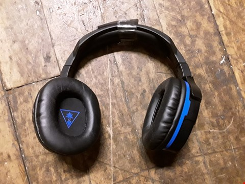 Lot 1570 TURTLE BEACH EARFORCE STEALTH 700 WIRELESS GAMING HEADPHONES