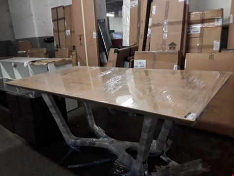Lot 3101 BRAND NEW TAVOLO DINING TABLE RRP £799.00