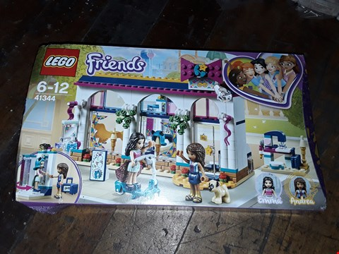 Lot 5080 LEGO FRIENDS ANDREA'S ACCESSORIES