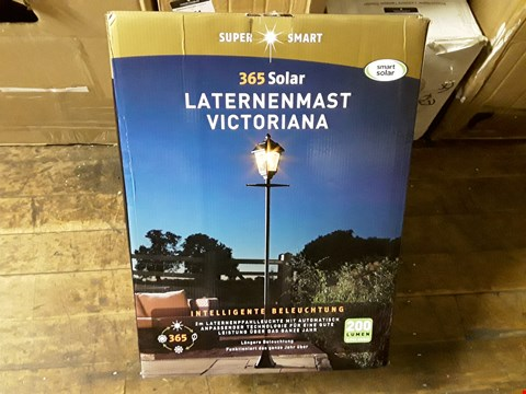 Lot 1544 VICTORIA HIGH LUME LAMPOST  RRP £89.99