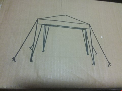 Lot 2198  GRADE 1 BOXED 3 X 3M EXTRA LARGE POP UP GAZEBO RRP £119.99
