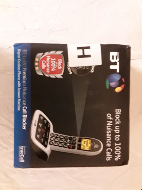Lot 2035 BT 4600 CALL GUARDIAN BIG BUTTON PHONE  RRP £60