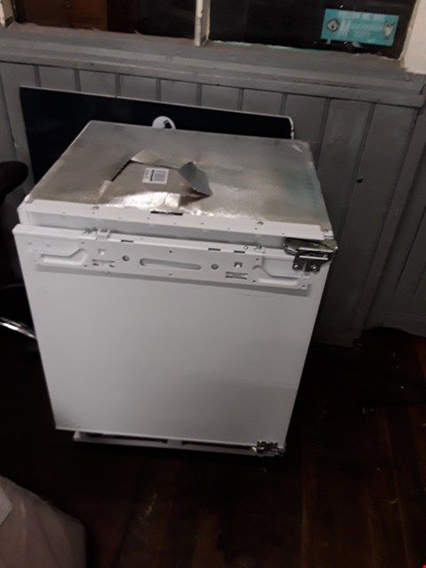 Lot 56 SWAN SRB15420 60CM UNDER COUNTER INTEGRATED FRIDGE RRP £199.99