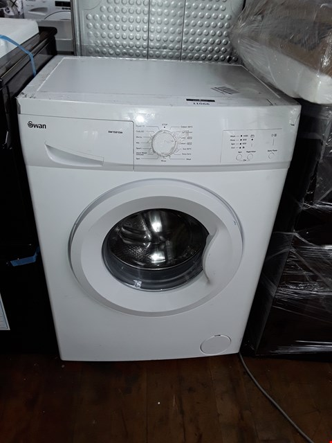 Lot 11066 SWAN SW15810W 6KG 1200 SPIN WASHING MACHINE IN WHITE