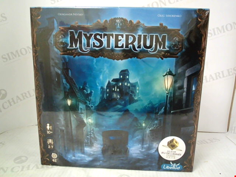 Lot 3100 MYSTERIUM BOARD GAME