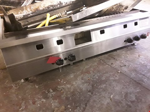 Lot 10025 FALCON 5 BURNER GAS FIRED GRIDDLE
