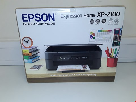 Lot 28 EPSON EXPRESSION HOME XP-2100 PRINTER