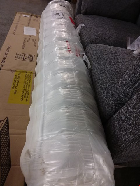 Lot 17264 QUALITY BAGGED ROLLED 120CM MATTRESS