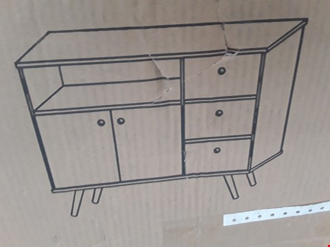 Lot 7046 BOXED RETRO SIDEBOARD