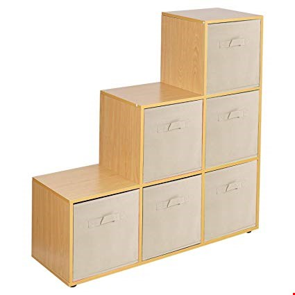Lot 49 DESIGNER BOXED 6 CUBE UNIT/DRAWER