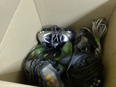 Lot 7753 QUANTITY OF APPROXIMATELY 9 3RD PARTY XBOX CONTROLLERS
