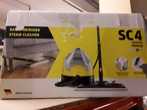 Lot 2290 KARCHER SC4 STEAM CLEANER