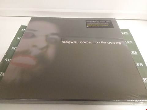 Lot 1001 MOGWAI: COME ON DIE YOUNG DELUXE 4×LP BOX SET