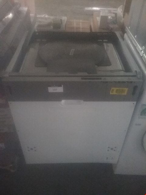 Lot 147 CATA FULL SIZE INTEGRATED DISHWASHER RRP £220