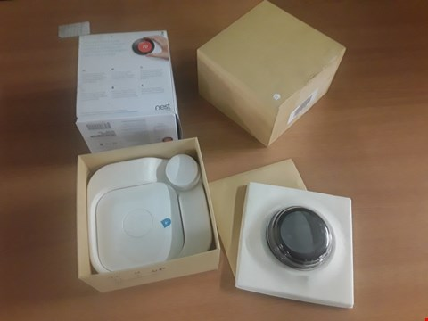 Lot 89 BOXED NEST THERMOSTAT  RRP £198