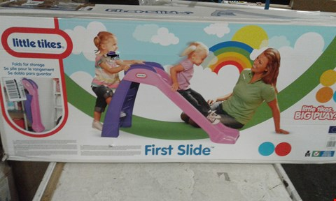 Lot 10700 LITTLE TIKES MY FIRST SLIDE RRP £44.00