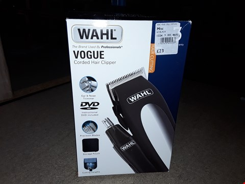 Lot 266 WAHL VOGUE CORDED HAIR CLIPPER