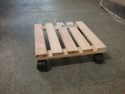 Lot 2706 GRADE 1 PINE PLANT MOVING TROLLEY  RRP £20
