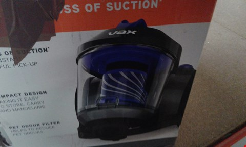 Lot 10172 VAX POWER COMPACT BAGLESS CYLINDER VACUUM