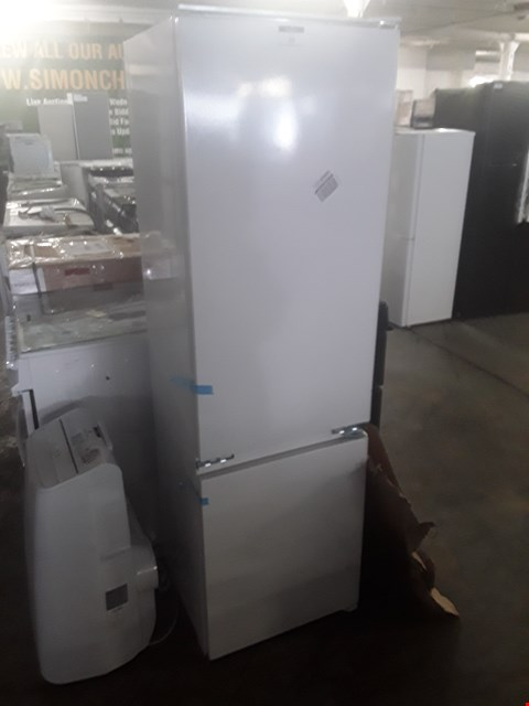 Lot 55 INTEGRATED FRIDGE FREEZER