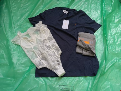 Lot 6104 APPROXIMATELY 20 ITEMS OF ASSORTED DESIGNER CLOTHING