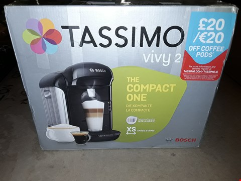 Lot 384 BOSCH TASSIMO COFFEE MACHINE