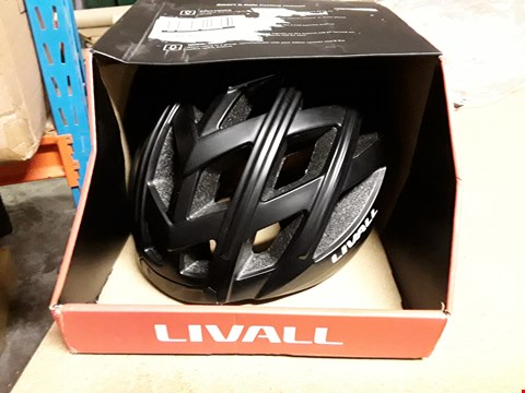 Lot 536 LIVALL BH60SE BLUETOOTH ENABLED SMART BIKE HELMET RRP £130