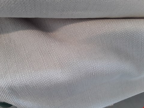 Lot 2045 ROLL OF SILVER WEAVE FIRE RETARDANT MATERIAL APPROXIMATELY 140cm × 11M