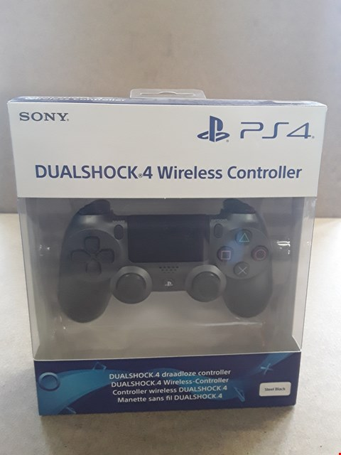 Lot 706 BRAND NEW BOXED PS4 DUALSHOCK 4 WIRELESS CONTROLLER