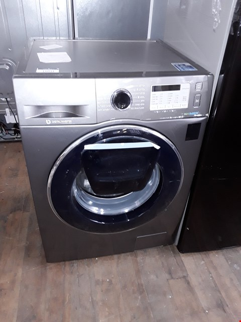 Lot 11031 SAMSUNG WW70K5413UX/EU 7KG 1400 SPIN WASHING MACHINE WITH ECOBUBBLE - GRAPHITE RRP £759.99