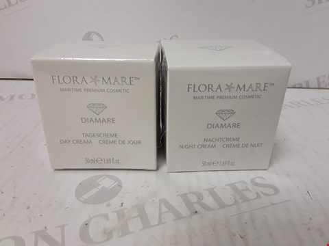 Lot 10693 BOXED SEALED FLORA MARE DAY AND NIGHT CREAM