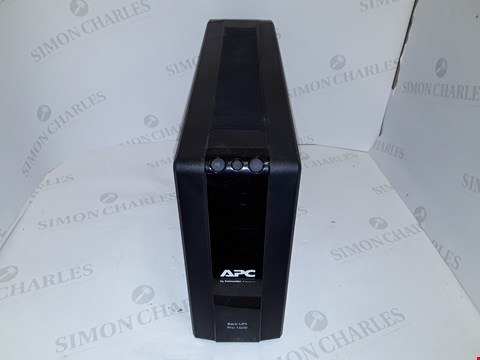 Lot 4001 APC BY SCHNEIDER ELECTRIC BACK UPS PRO