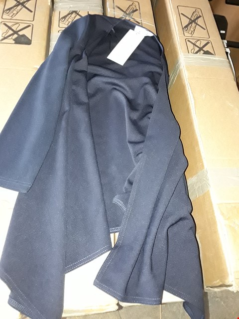Lot 7388 BOX OF APPROXIMATELY 70 ASSORTED CLOTHING ITEMS TO INCLUDE KASARA DRESS AND ANAMOR NAVY CARDIGAN ECT