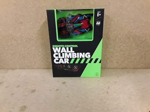 Lot 303 BRAND NEW BOXED REMOTE CONTROL WALL CLIMBING CAR