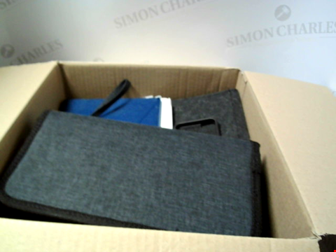 Lot 6209 BOX OF ASSORTED PHONE AND TABLET CASES