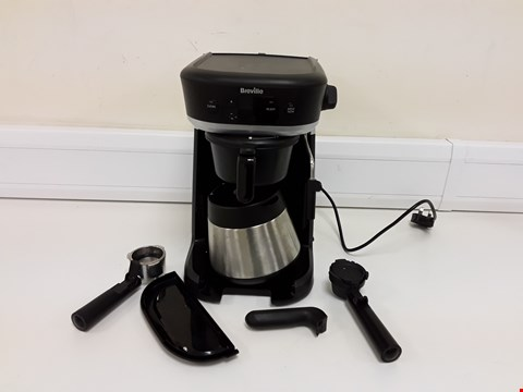 Lot 3688 BREVILLE ALL IN ONE COFFEE HOUSE MACHINE
