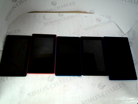 Lot 15054 LOT OF APPROXIMATELY 20 KINDLE FIRE TABLETS
