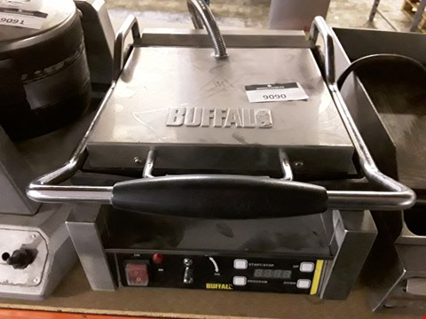 Lot 9090 BUFFALO L511 SINGLE CONTACT GRILL