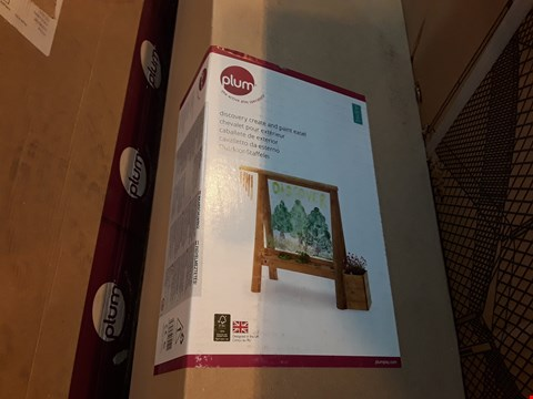 Lot 3057 BOXED PLUM DISCOVERY CREATE AND PAINT EASEL