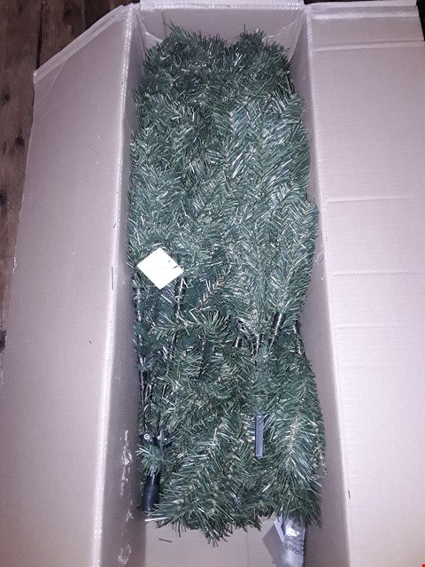 Lot 2028 BOXED 6FT GREEN REGAL FIR TREE RRP £75