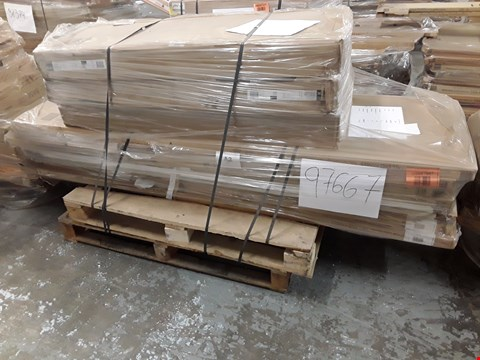 Lot 89 PALLET OF FORM DARWIN 5 DRAWER TALL UNITS & TALL END PANELS