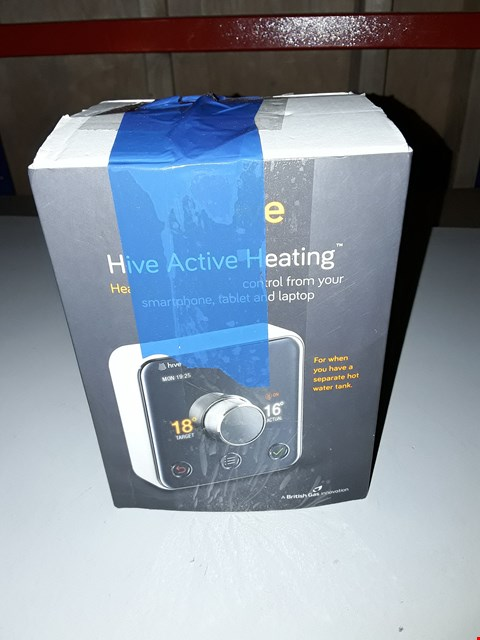 Lot 8157 HIVE ACTIVE HEATING CONTROL FROM YOUR SMART PHONE