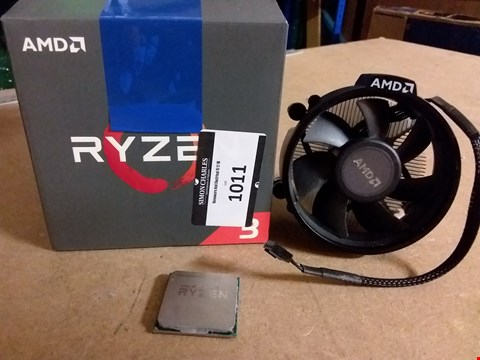 Lot 1011 AMD RYZEN 3 1200 PROCESSOR