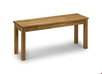 Lot 2007 BOXED GRADE 1 COXMOOR OILED OAK BENCH (1 BOX) RRP £119.99