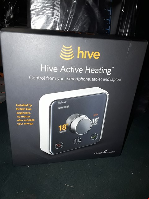 Lot 120 HIVE ACTIVE HEATING/HOT WATER SMART CONTROLLER  RRP £130.00