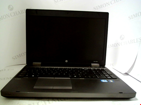 Lot 308 HP PROBOOK 6570B LAPTOP