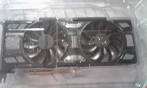 Lot 375 EVGA GEFORCE GTX 1070 SC GAMING ACX 3.0 BLACK EDITION, 8GB GDDR5, LED, DX12 OSD SUPPORT (PXOC) 08G-P4-5173-KR